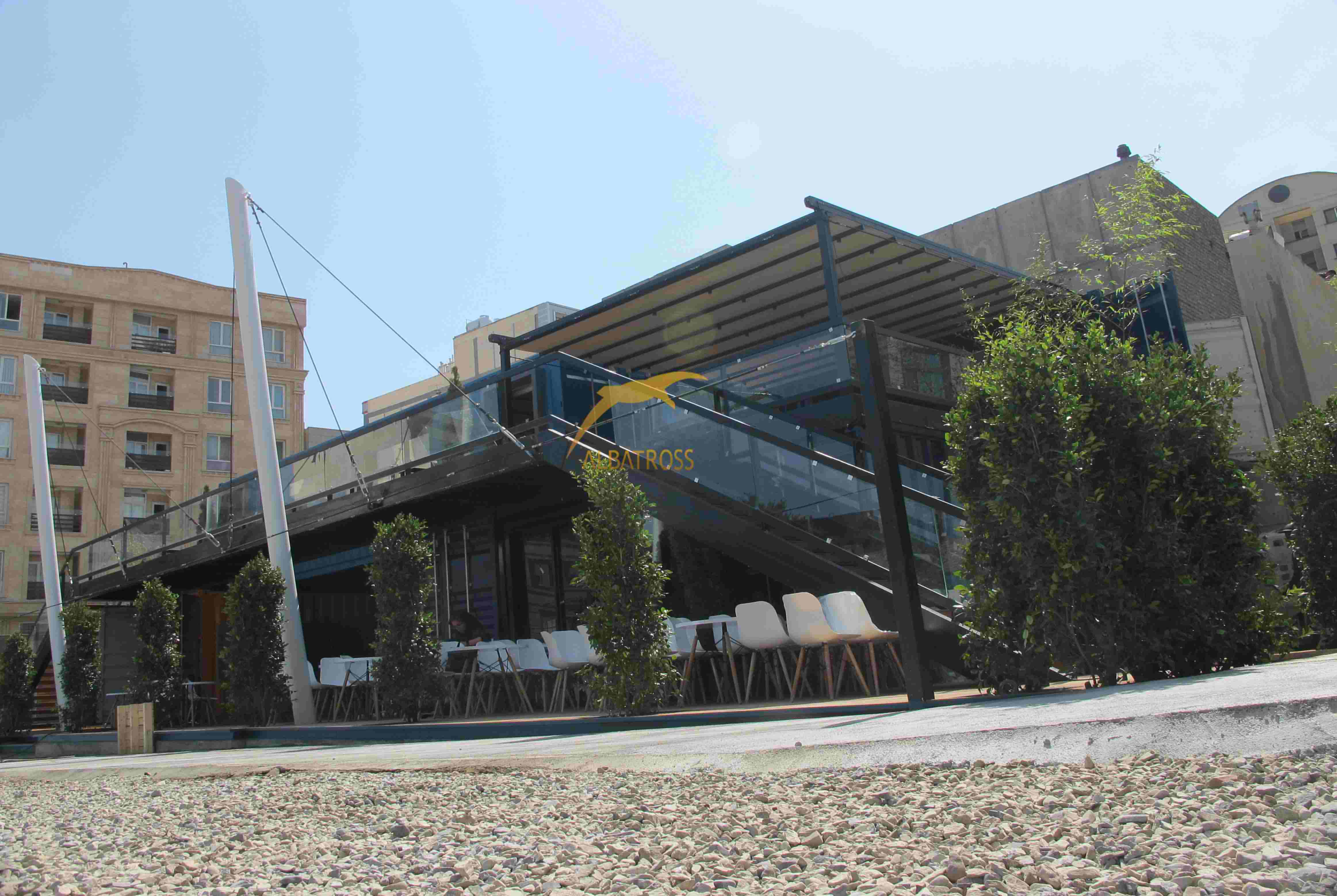 پروژه سقف متحرک دانشگاه شریف