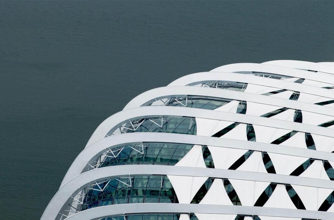 باغ های ساختگی خلیج سنگاپور