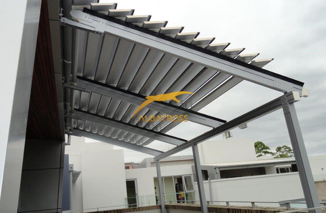 سقف آلومینیومی