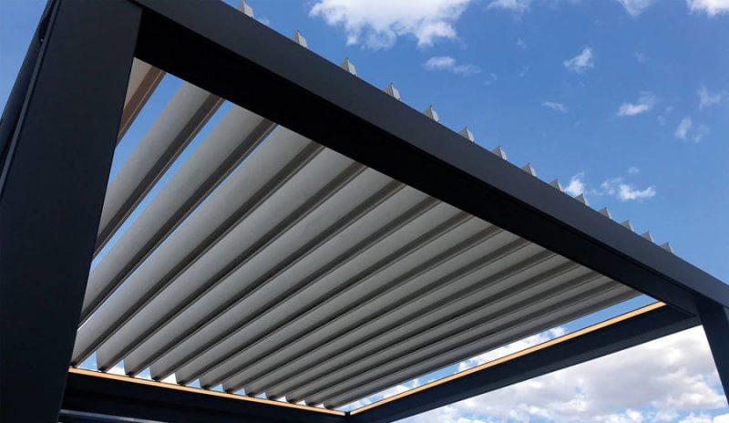 Retractable-smart-roof